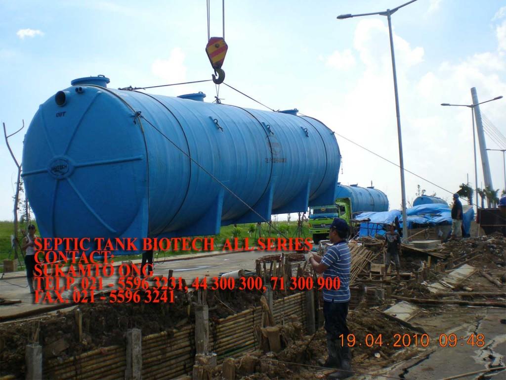 biotech septic tank