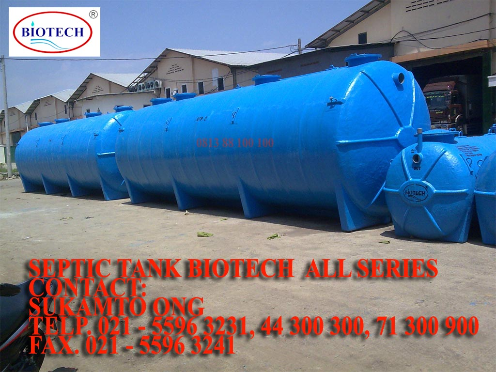 SEPTIC TANK BIOTEK, BIOTECH INTERNATIONAL, STP BIOTECH