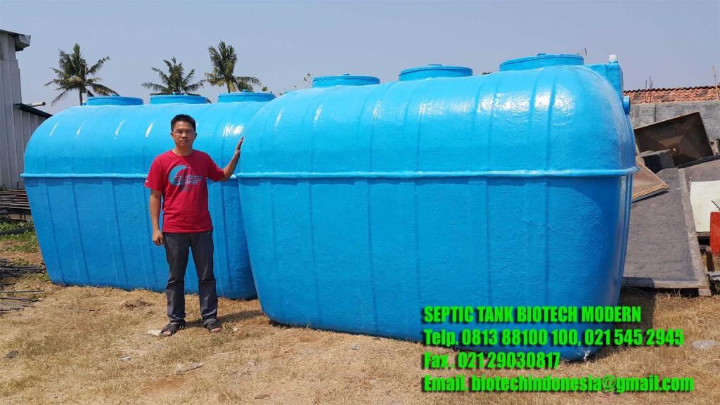 produk septic tank biotech, stp, ipal
