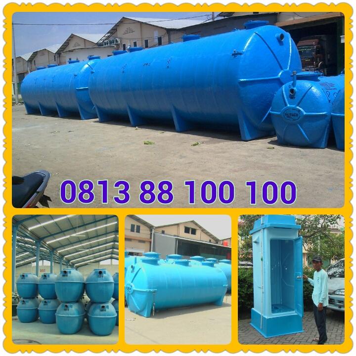 daftar harga septic tank biotech indonesia, septic tank biotech