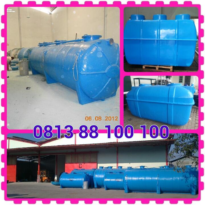 septic  tank biotech modern, stp, ipal, produk, daftar harga
