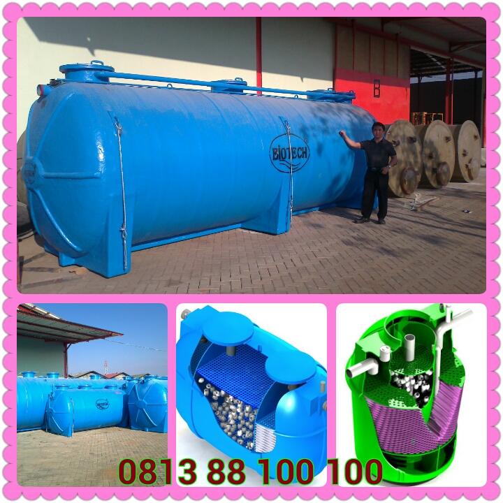 sewage plant, septic  tank biotech modern, stp, ipal, produk, daftar harga