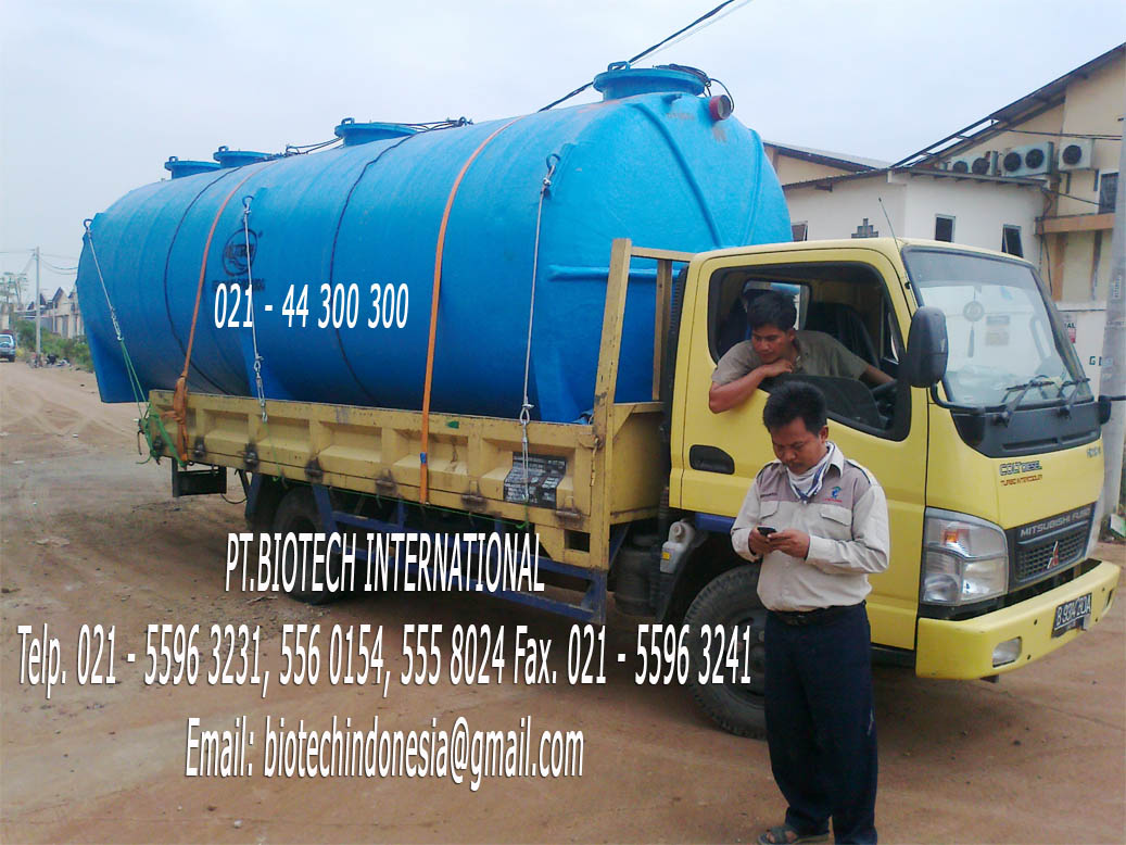 septic tank botech indonesia