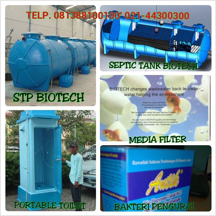 septic tank biotech