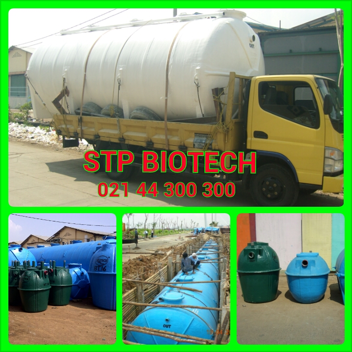 septic tank modern biotech