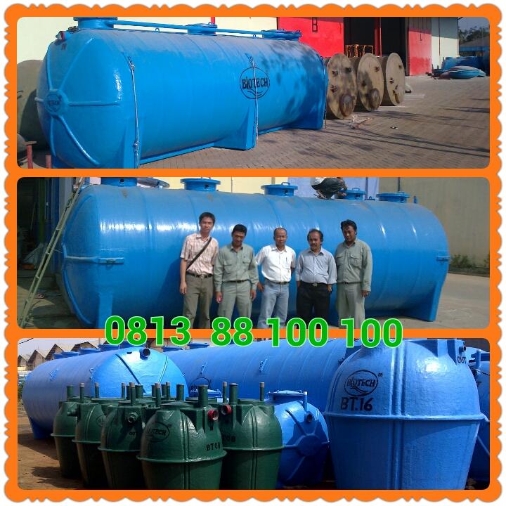 stp biotech, sewage plant, septic tank biotech modern dan ramah lingkungan, toilet portable, instalasi pengolahan air limbah biotek