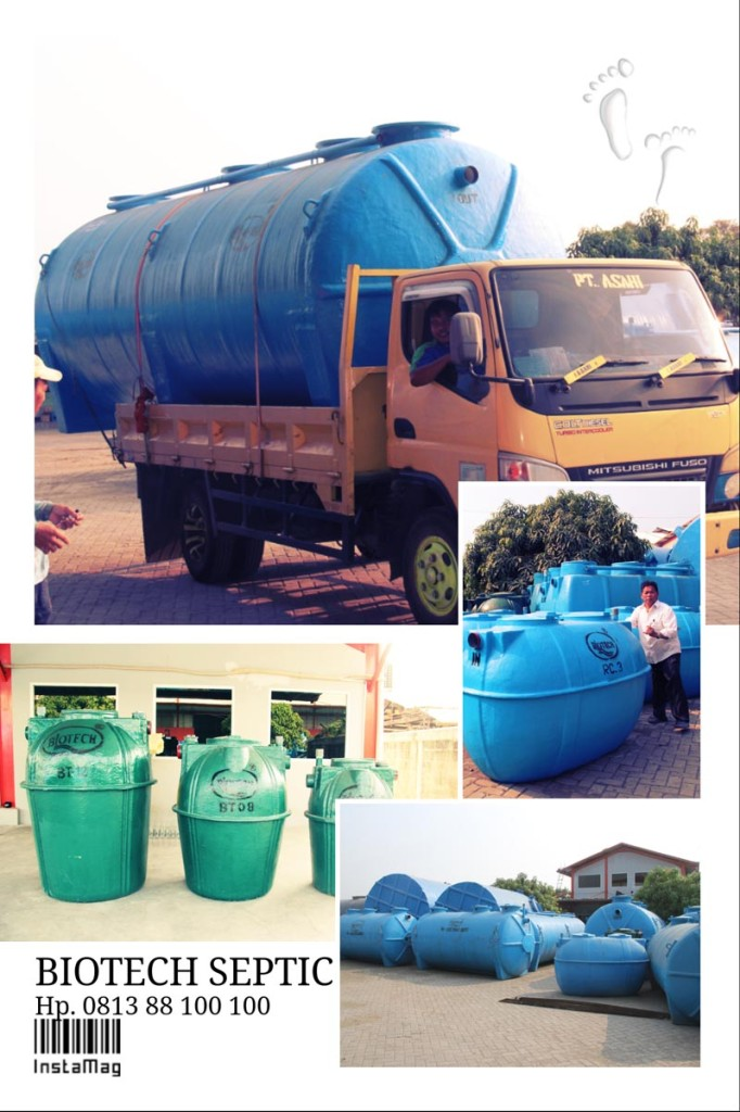 septic tank biotech indonesia
