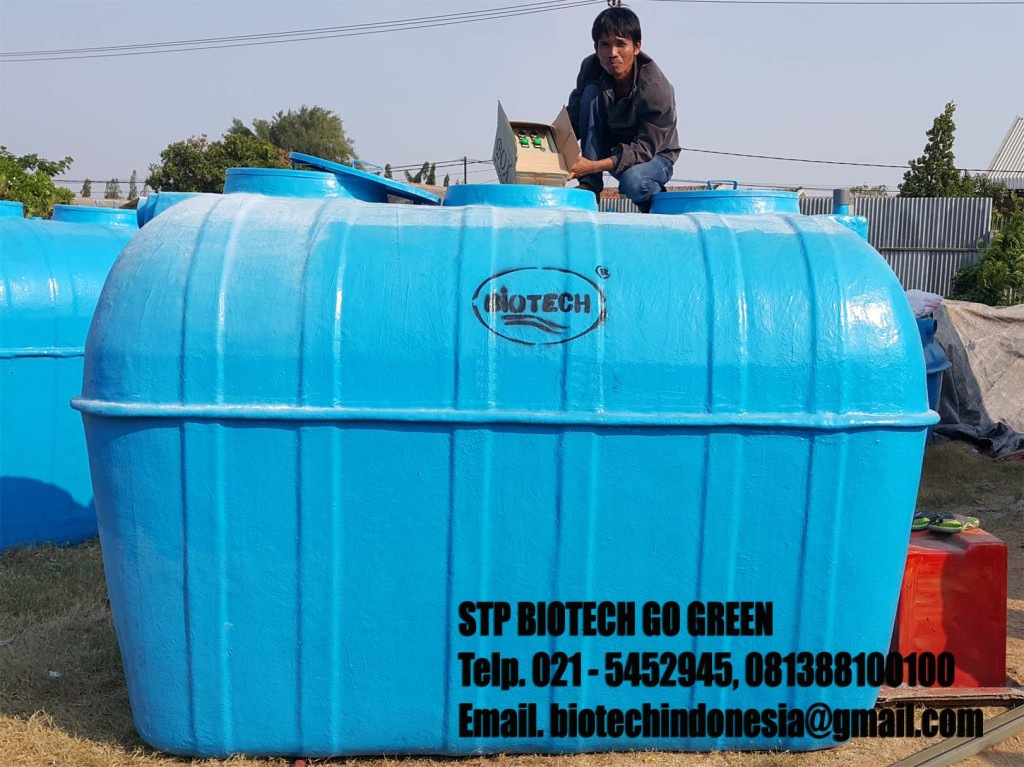 SEPTIC TANK BIOTECH TYPE RC 12