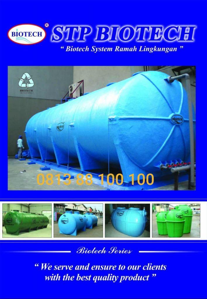 brosur septic tank biotech